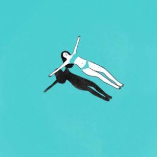 Blue Piscine - Agathe Sorlet